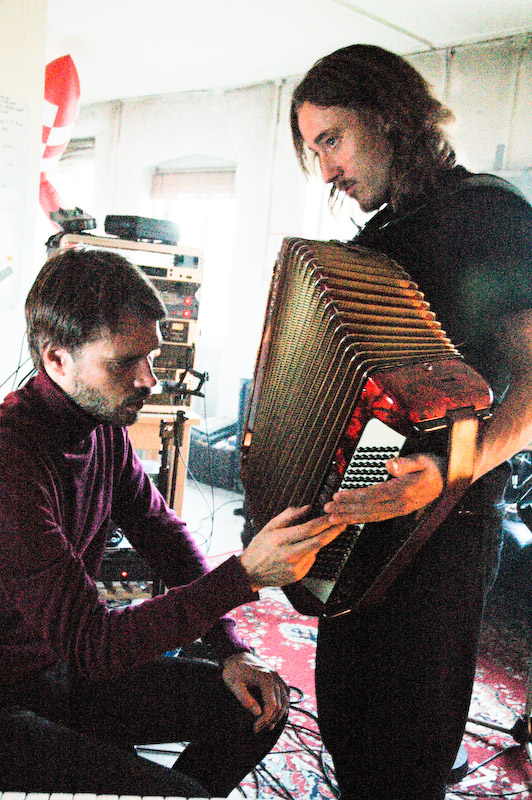 Trying to figure out the accordion